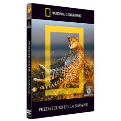 NATIONAL GEOGRAPHIC - PREDATEURS DE LA SAVANE