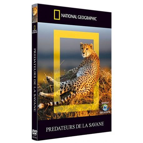 NATIONAL GEOGRAPHIC - PREDATEURS DE LA SAVANE