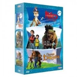 COFFRET AVENTURE 3 DVD