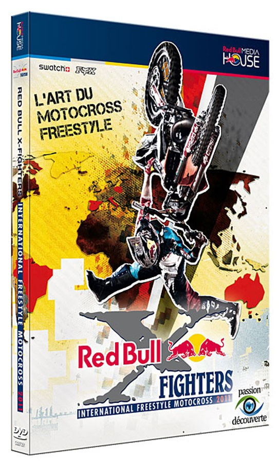 RED BULL X-FIGHTERS: INTERNATIONAL FREESTYLE MOTOCROSS 2011