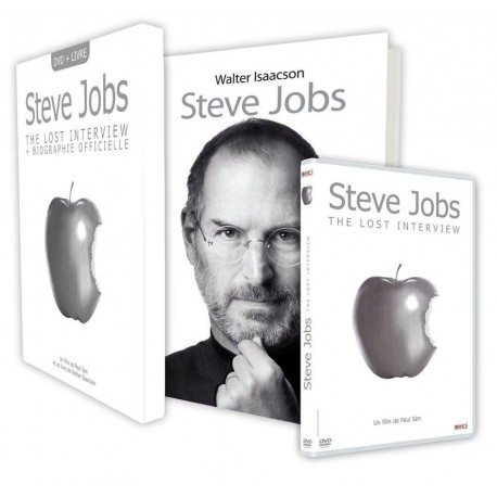 STEVE JOBS : THE LOST INTERVIEW