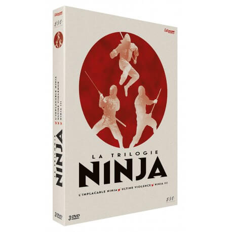 TRILOGIE NINJA - COFFRET 3 DVD