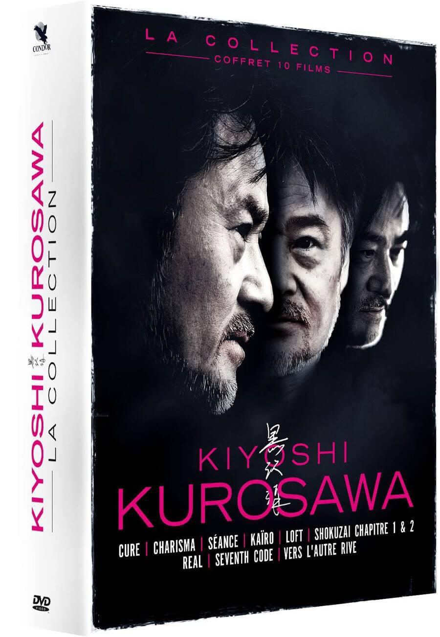 COLLECTION KIYOSHI KUROSAWA - COFFRET 10 FILMS