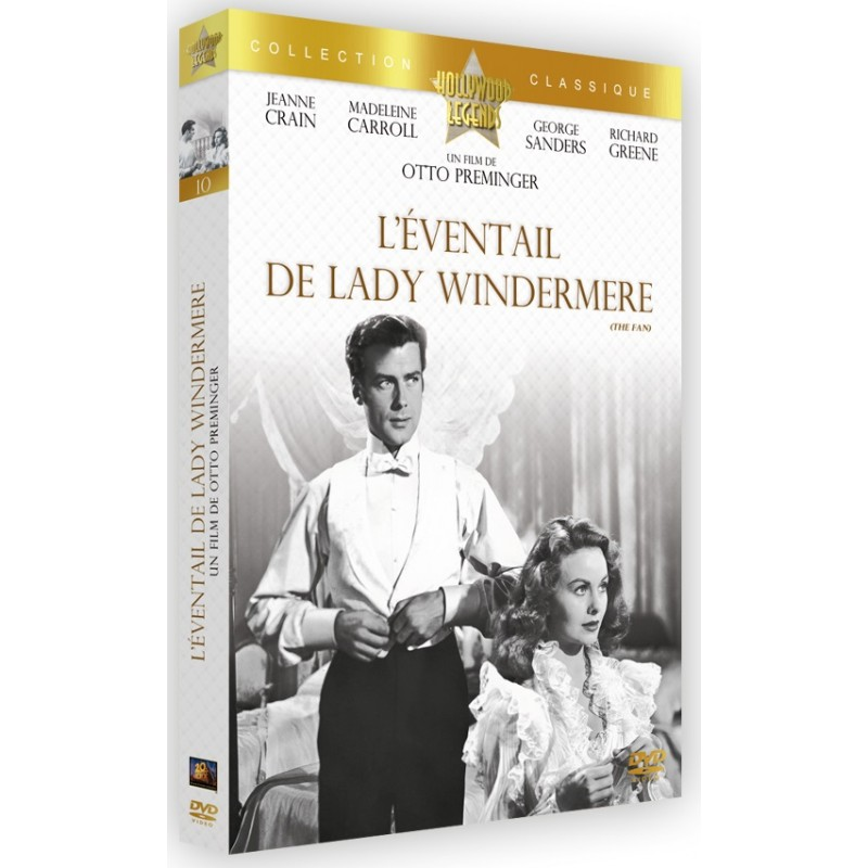 PHOTO L/'ÉVENTAIL DE LADY WINDERMERE RICHARD GREENE /&  JOHN SUTTON