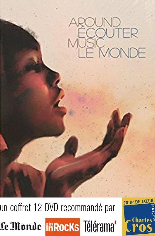 AROUND MUSIC, ECOUTER LE MONDE - COFFRET 12 DVD