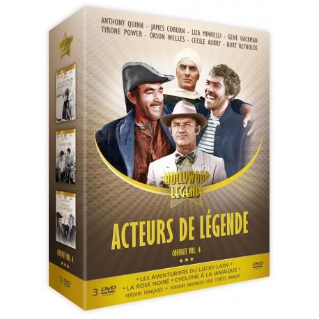 ACTEURS DE LEGENDE VOL. 4