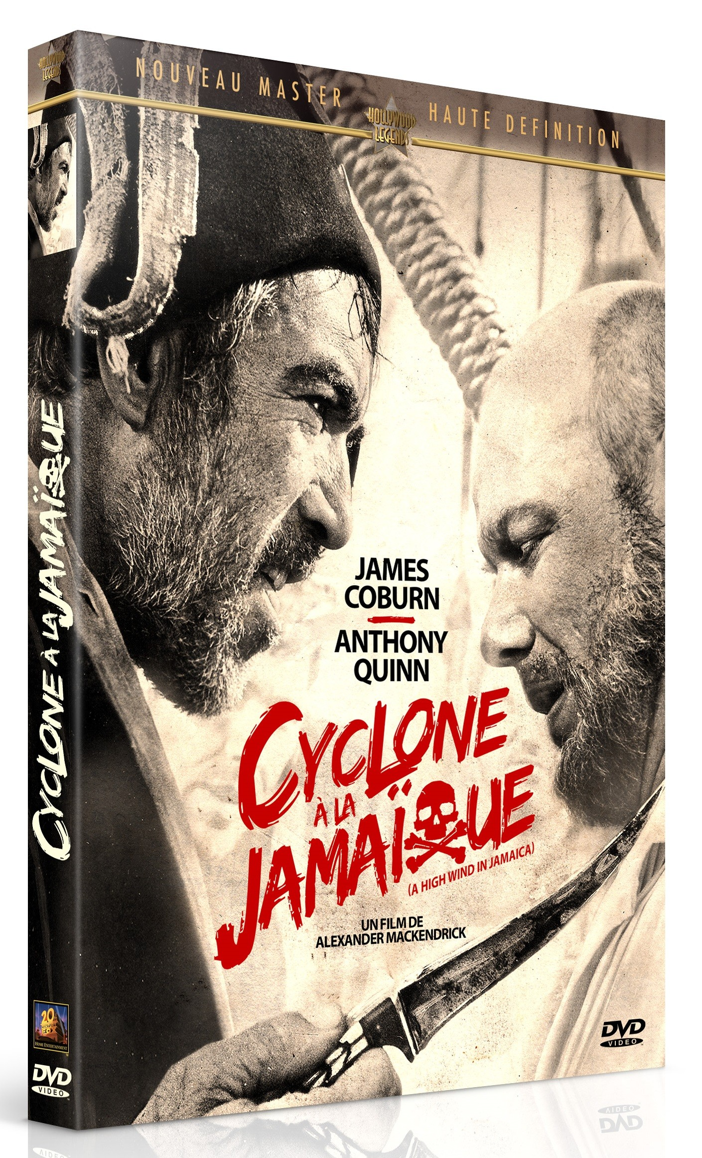 CYCLONE A LA JAMAIQUE
