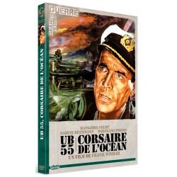 UB-55, CORSAIRE DE L'OCEAN
