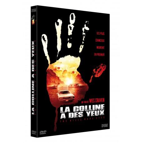LA COLLINE A DES YEUX - BRD