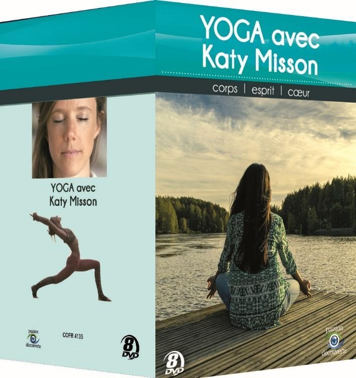 YOGA AVEC KATY MISSON - LA SERIE COMPLETE