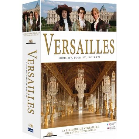 VERSAILLES COFFRET 4 DVD