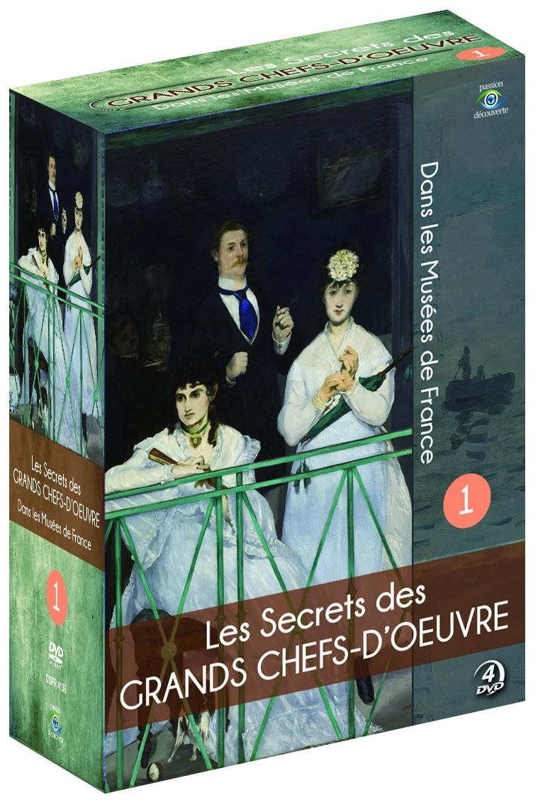 LES SECRETS DES GRANDS CHEFS-D'ŒUVRE DANS LES MUSEES DE FRANCE 1