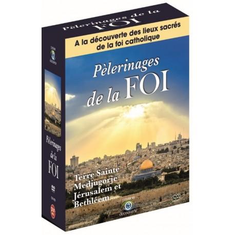 COFFRET RELIGION 3 DVD