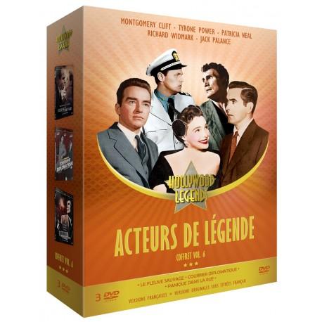 ACTEURS DE LEGENDE VOL. 6