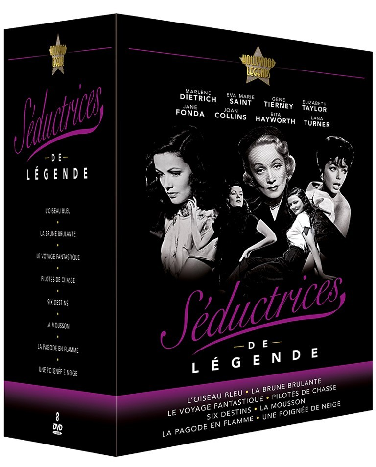 SEDUCTRICES DE LEGENDE