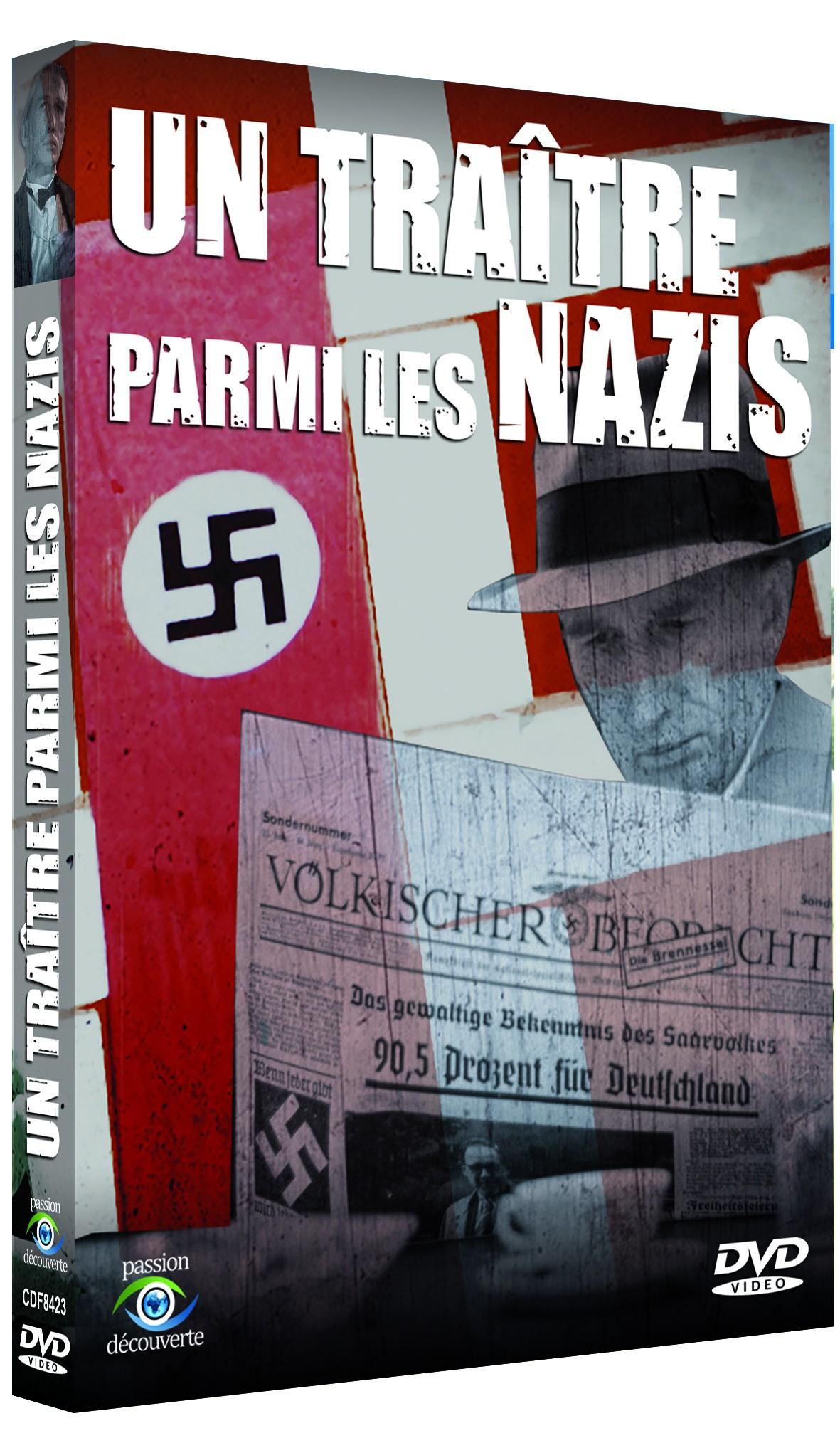 UN TRAÎTRE PARMI LES NAZIS