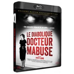 LE DIABOLIQUE DOCTEUR MABUSE - BRD