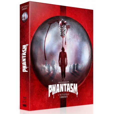 PHANTASM L'INTEGRALE - BRD COLLECTOR