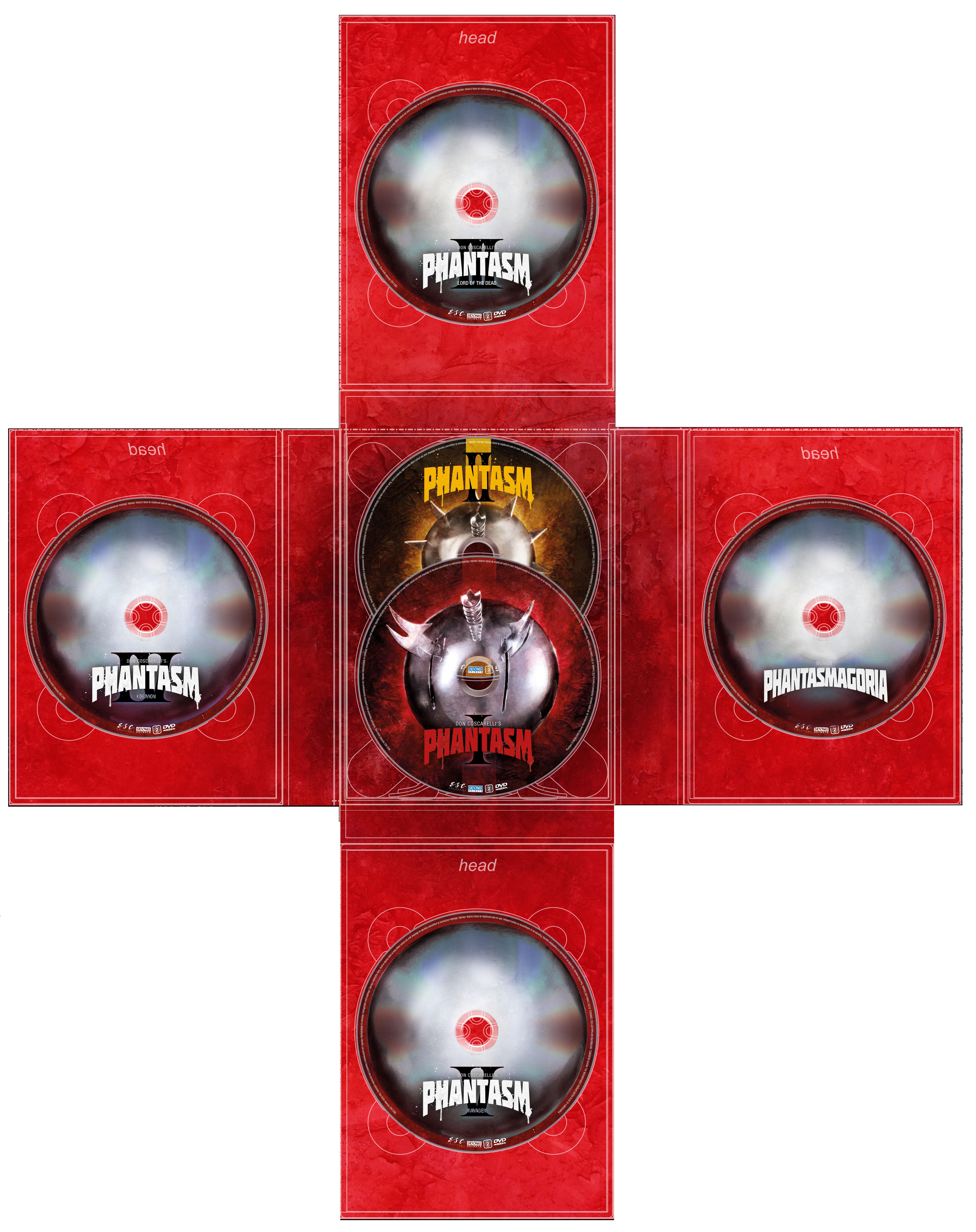 PHANTASM L'INTEGRALE - DVD COLLECTOR