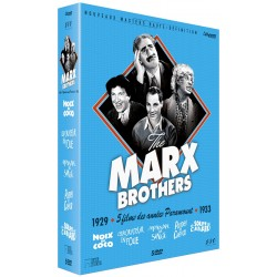 MARX BROTHERS CULT'EDITION