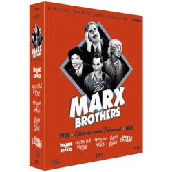 MARX BROTHERS CULT'EDITION - BRD