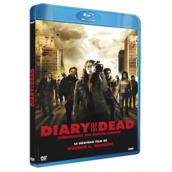 DIARY OF THE DEAD - CHRONIQUE DES MORTS-VIVANTS - BRD