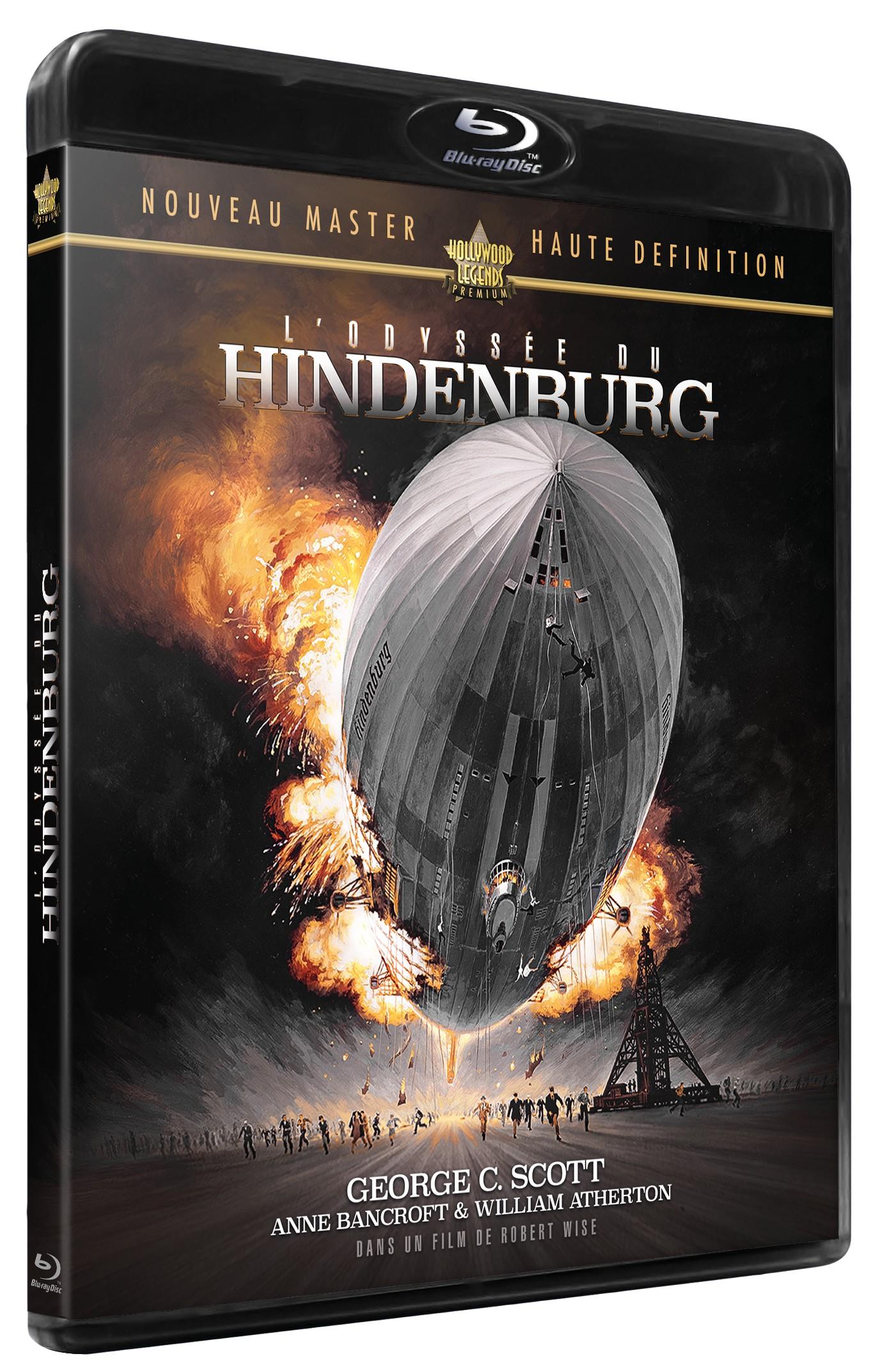 L'ODYSSEE DU HINDERBURG - BRD