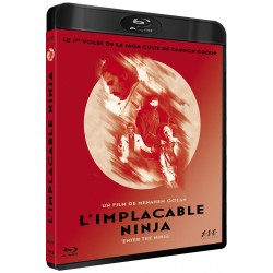 L'IMPLACABLE NINJA - BRD