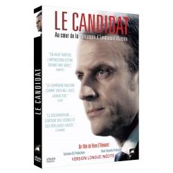 LE CANDIDAT - AU CŒUR DE LA CAMPAGNE D'EMMANUEL MACRON