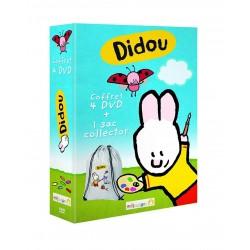 DIDOU, DESSINE-MOI + SAC A DOS