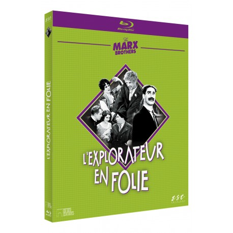 L'EXPLORATEUR EN FOLIE