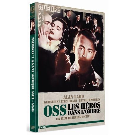 OSS LES HEROS DANS L'OMBRE