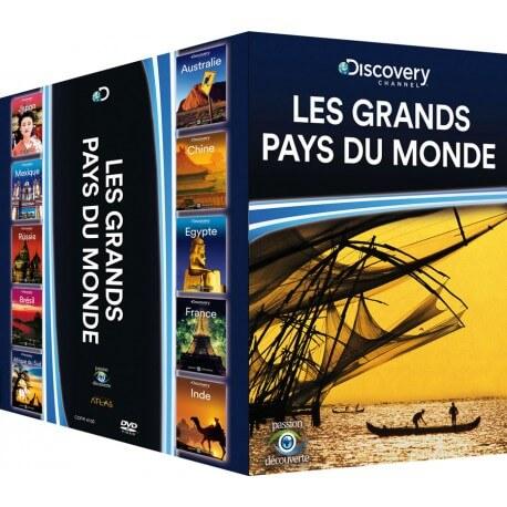 DISCOVERY CHANNEL - LES GRANDS PAYS DU MONDE