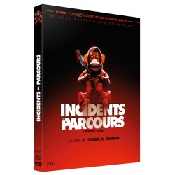 INCIDENTS DE PARCOURS - MONKEY SHINES - BRD