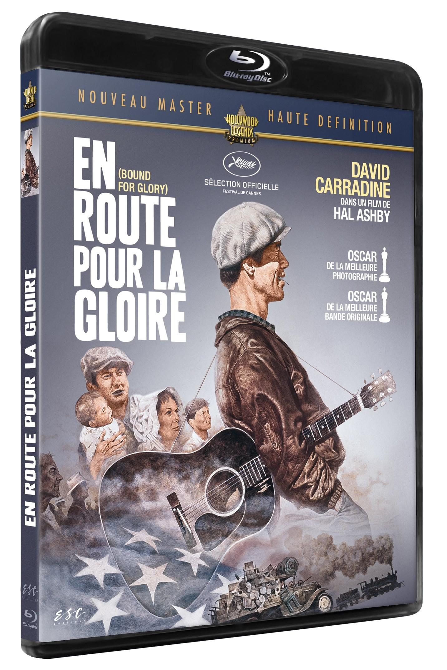 EN ROUTE POUR LA GLOIRE - BOUND FOR GLORY