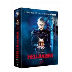 HELLRAISER TRILOGY - CULT'EDITION BRD