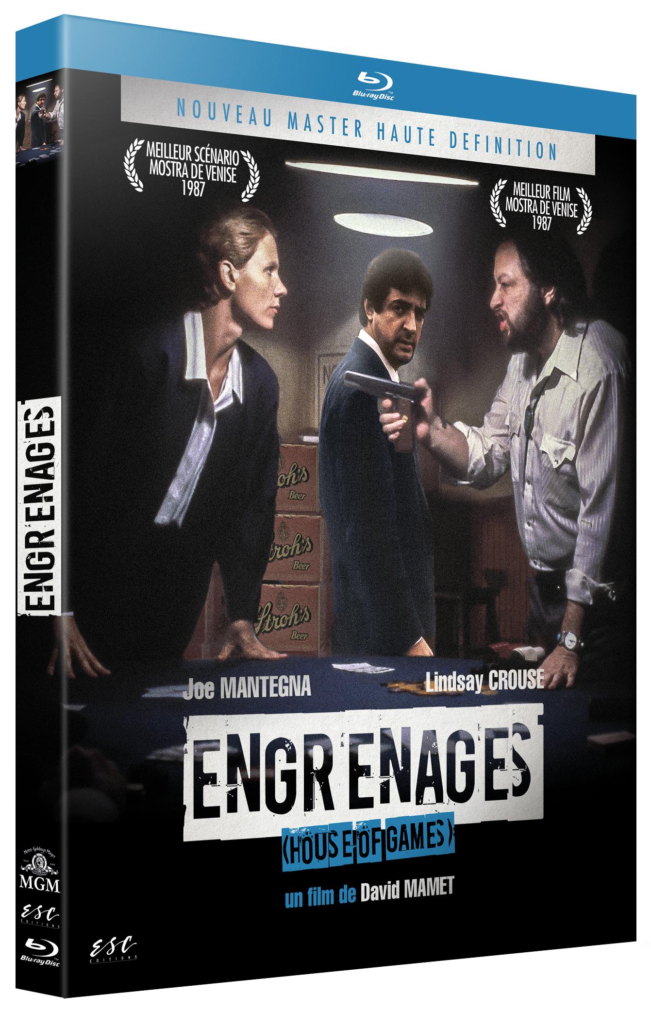 ENGRENAGES - BRD