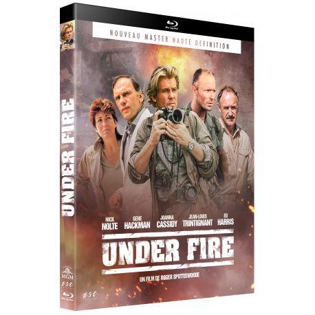 UNDER FIRE - BRD