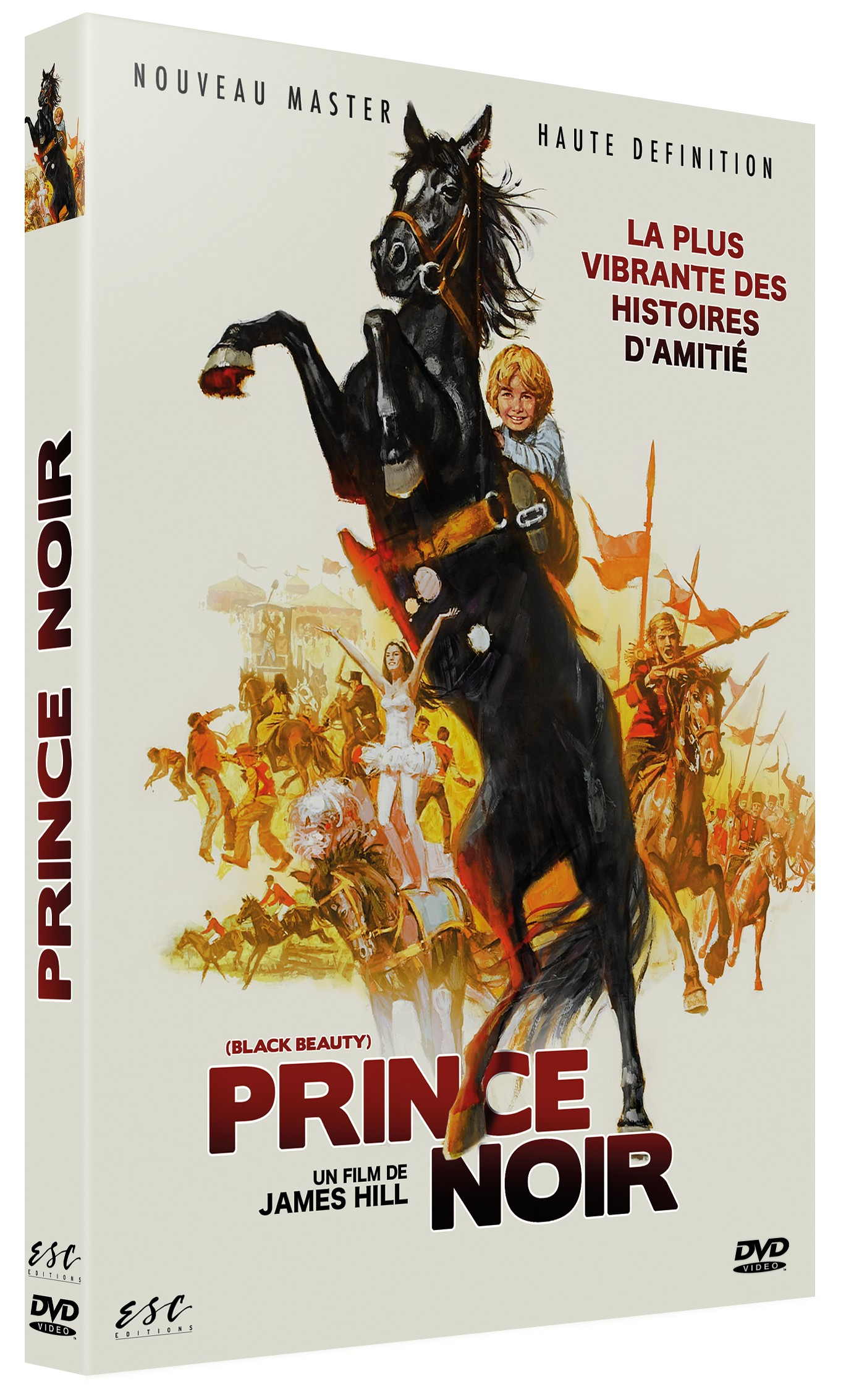 PRINCE NOIR (BLACK BEAUTY)