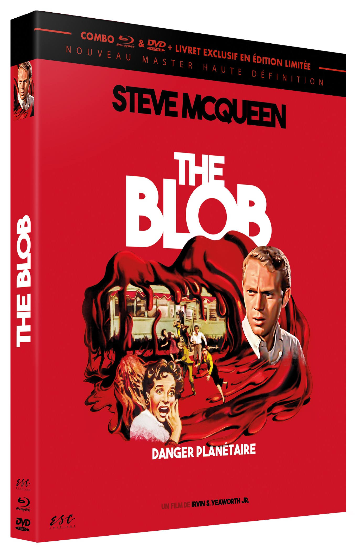 THE BLOB, DANGER PLANETAIRE