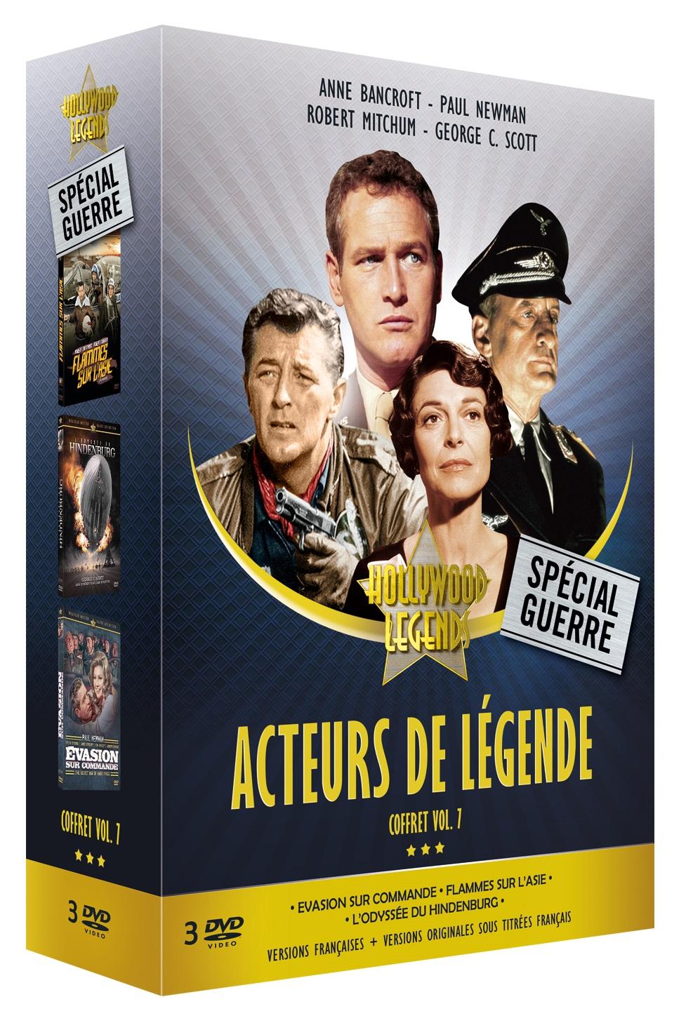 ACTEURS DE LÉGENDE VOL. 7