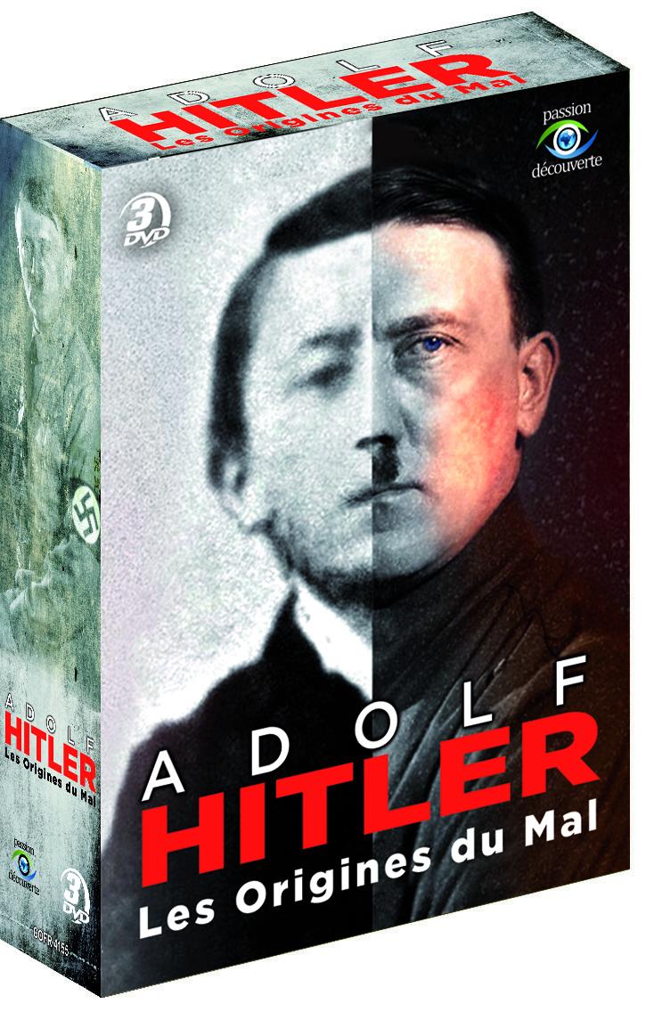 ADOLF HITLER - LES ORIGINES DU MAL