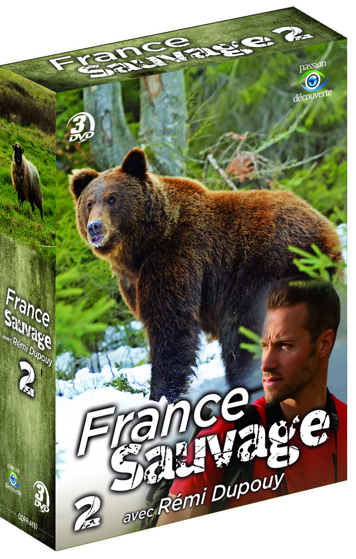 LA FRANCE SAUVAGE - COFFRET 2