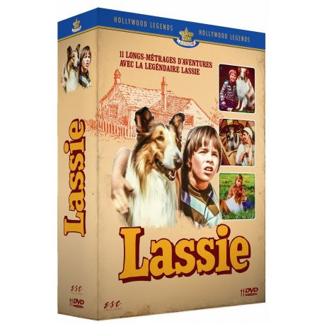 LASSIE - L'INTÉGRALE DES FILMS HOLLYWOOD JUNIOR