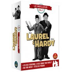 LAUREL & HARDY : LE MEILLEUR - VOL. 1