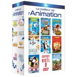 LE MEILLEUR DE L'ANIMATION - COFFRET 8 FILMS