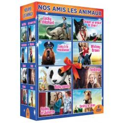 NOS AMIS LES ANIMAUX - COFFRET 8 FILMS