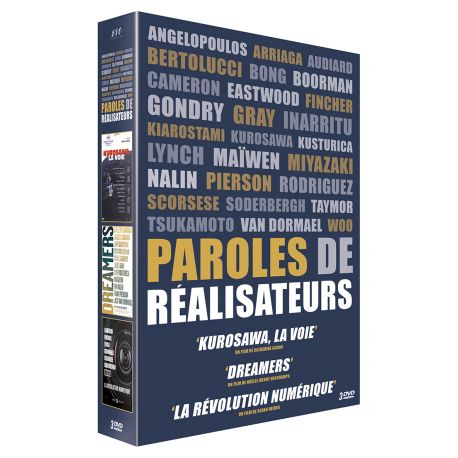 PAROLES DE RÉALISATEURS