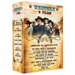 WESTERN - COFFRET 8 FILMS