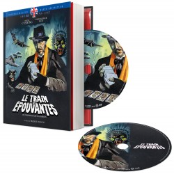 LE TRAIN DES EPOUVANTES (DR TERROR'S HOUSE OF HORRORS) - COMBO